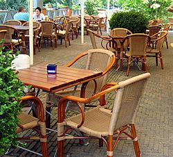 Terrassenstühle Outdoorstühle Gartenstühle F Gastronomie U